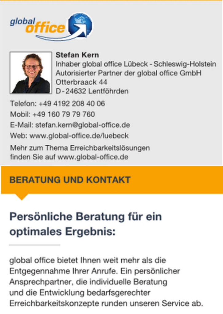 Global Office-Infos